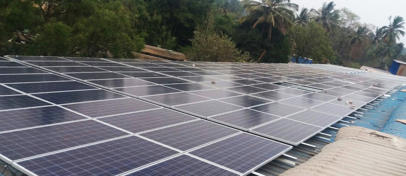 Corporation to save Rs 22 lakh a month with solar panels atop buildings