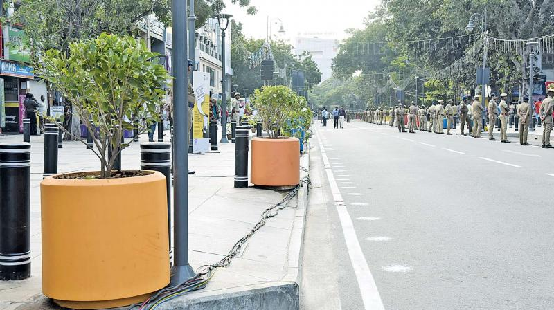 Pondy Bazaar gets a fresh makeover
