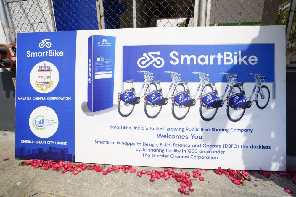 cycle sharing